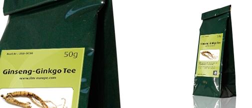 Ginseng Ginkgo Tee