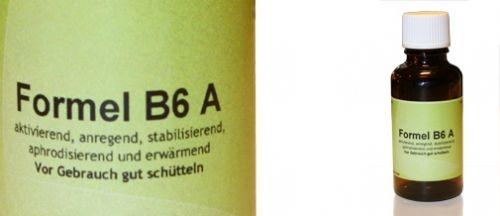 Formel B6 A