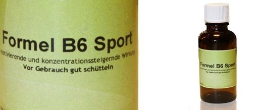 Formel B6 Sport
