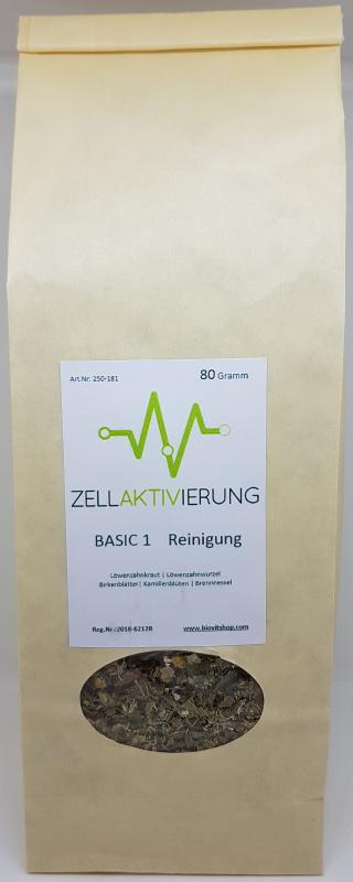 BASIC 1 - Reinigung