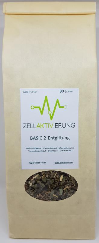 BASIC 2 - Entgiftung