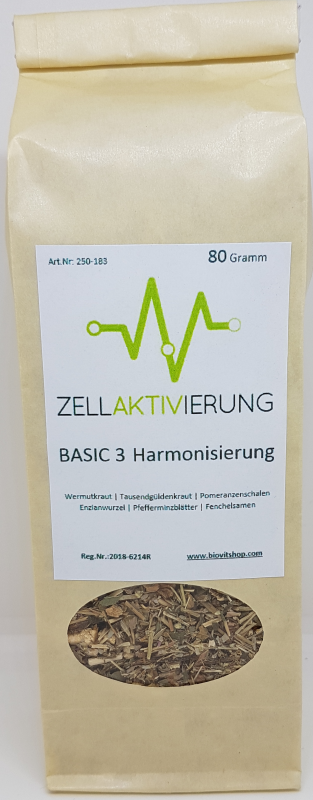 BASIC 3 - Harmonisierung