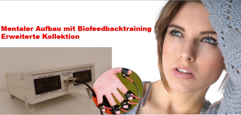 Erweiterte Kollektion: Mentaler Aufbau mit Biofeedbacktraining
